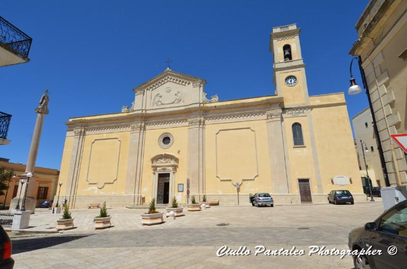 Chiesa San Nicola Magno Slave (LE)