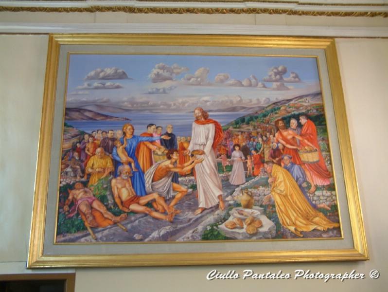 Quadro Chiesa San Nicola Magno Slave (LE)