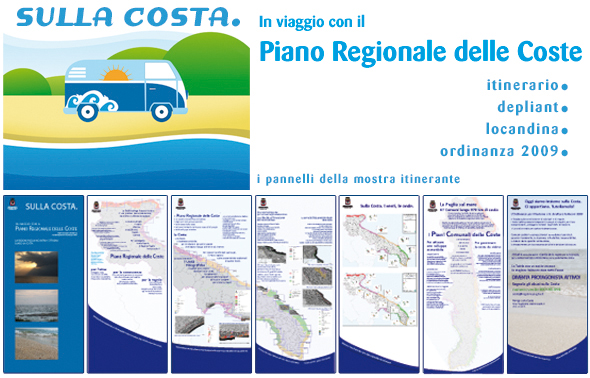 Presentazione Piano regionale coste puglia