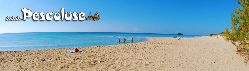 Spiaggia di Pescoluse